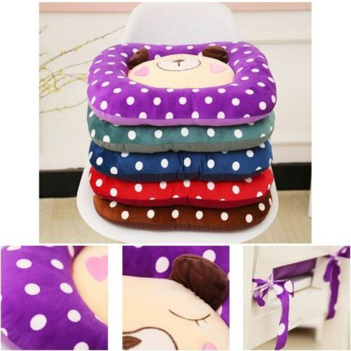 Funny Dot Cushion Chair Office Pillow