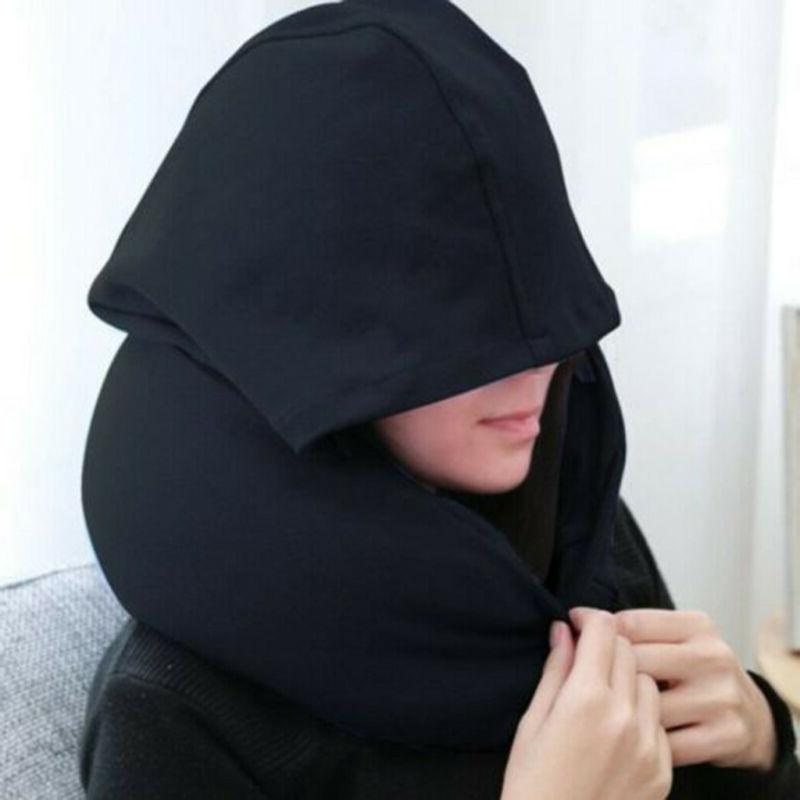 NEW Travel Soft Hooded Travel Body Support