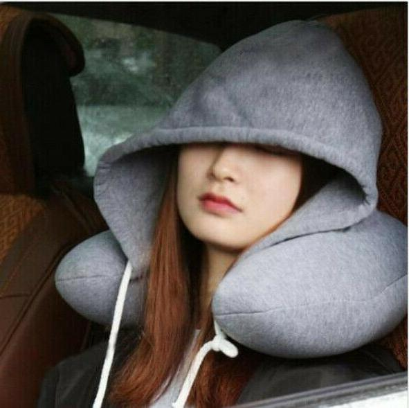 NEW Soft Hooded Travel Support