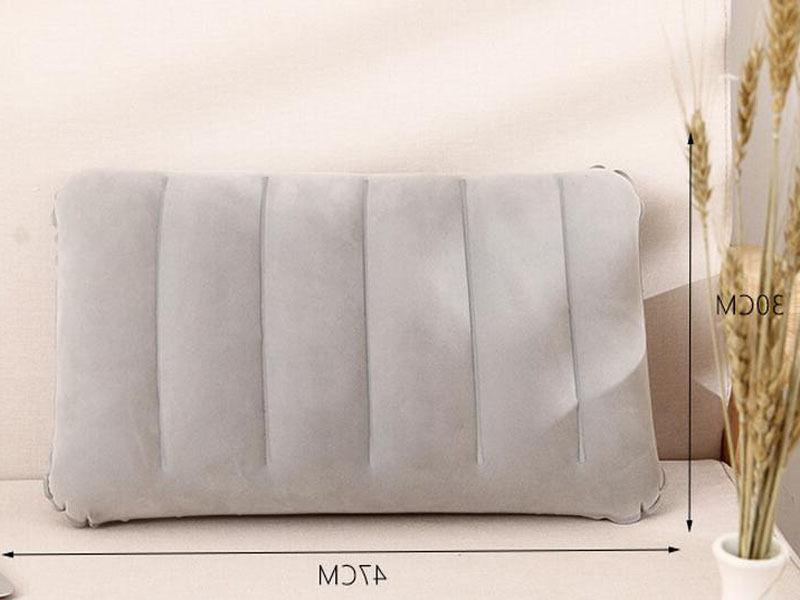 Hot Adult Travel Camping Pillows Self-inflatable Pillow Cushion