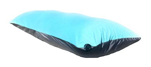Featherlight Body Pillow/Leg Bolster- Proven Relief for Sleepers On Go