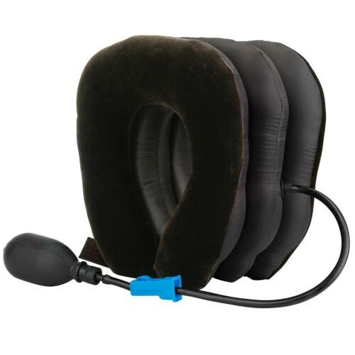 Inflatable Pillow Head Therapy Travel Pillow