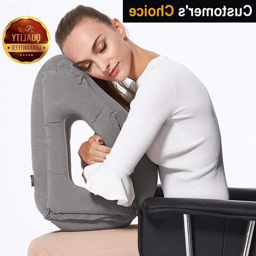 inflatable pillow sleep aid
