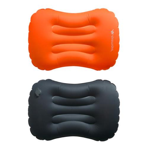 Inflatable Portable Camping Pillow Cover Travel Hiking