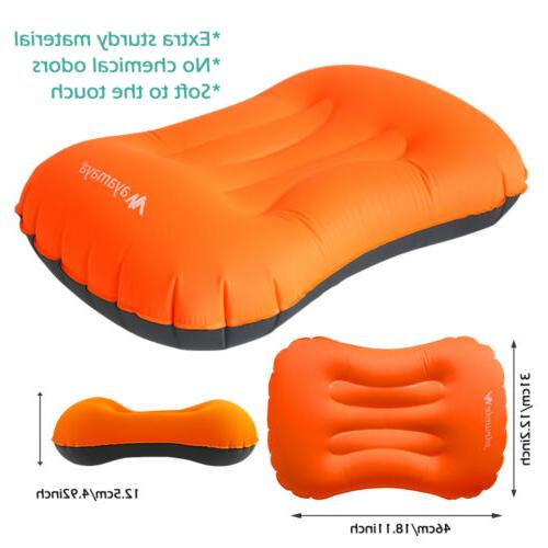 Inflatable Camping Cover Travel Hiking