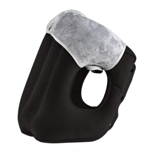 simptech Inflatable Travel Pillow,Airplane Pillow with Super