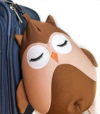 Kids Animal Neck Pillow and Flip Fun Neck converts from