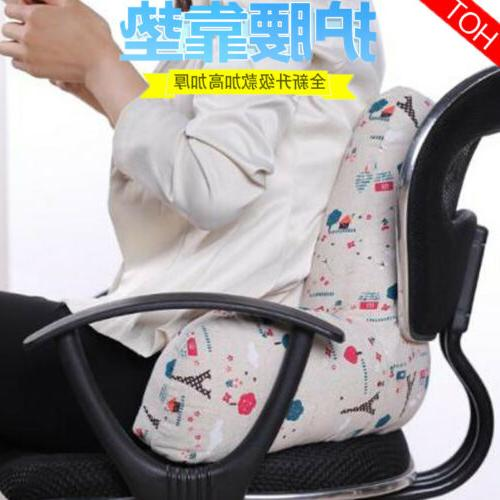 Lounger Pillow Rest Back Support Travel TV Reading Cushion