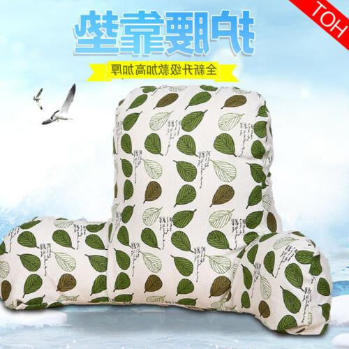 Lounger Bed Rest Travel TV Cushion