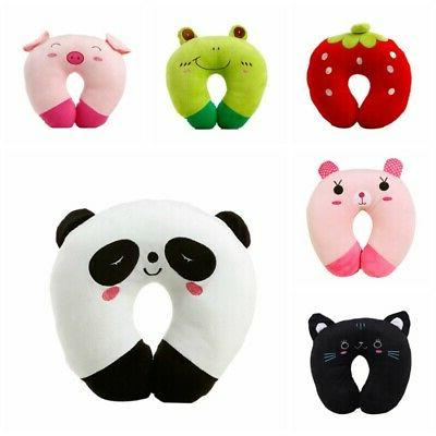 Travel Adult Neck Car Pillow for Child Toddler Airplane Cars