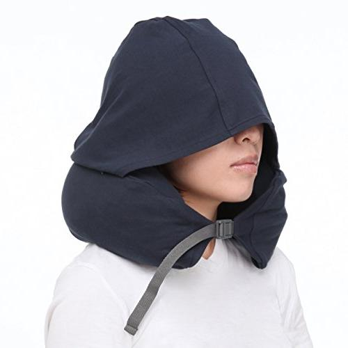 multi purpose hooded neck cushion