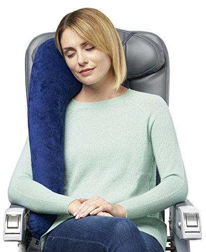 NEW All-In-One Travel Pillow - Plush and