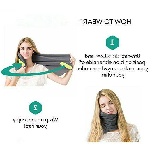 TRAVEL PILLOW Neck Washable