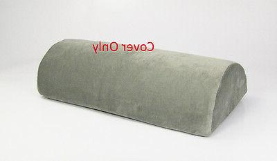 Replacement Pillow Case for Dreamsweet D-Shape Bolster Roll