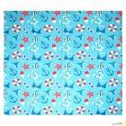 Round/ Square Seamless Summer Pattern Polyester Mat for Beac