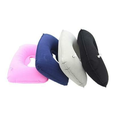 shaped travel pillow inflatable neck car head
