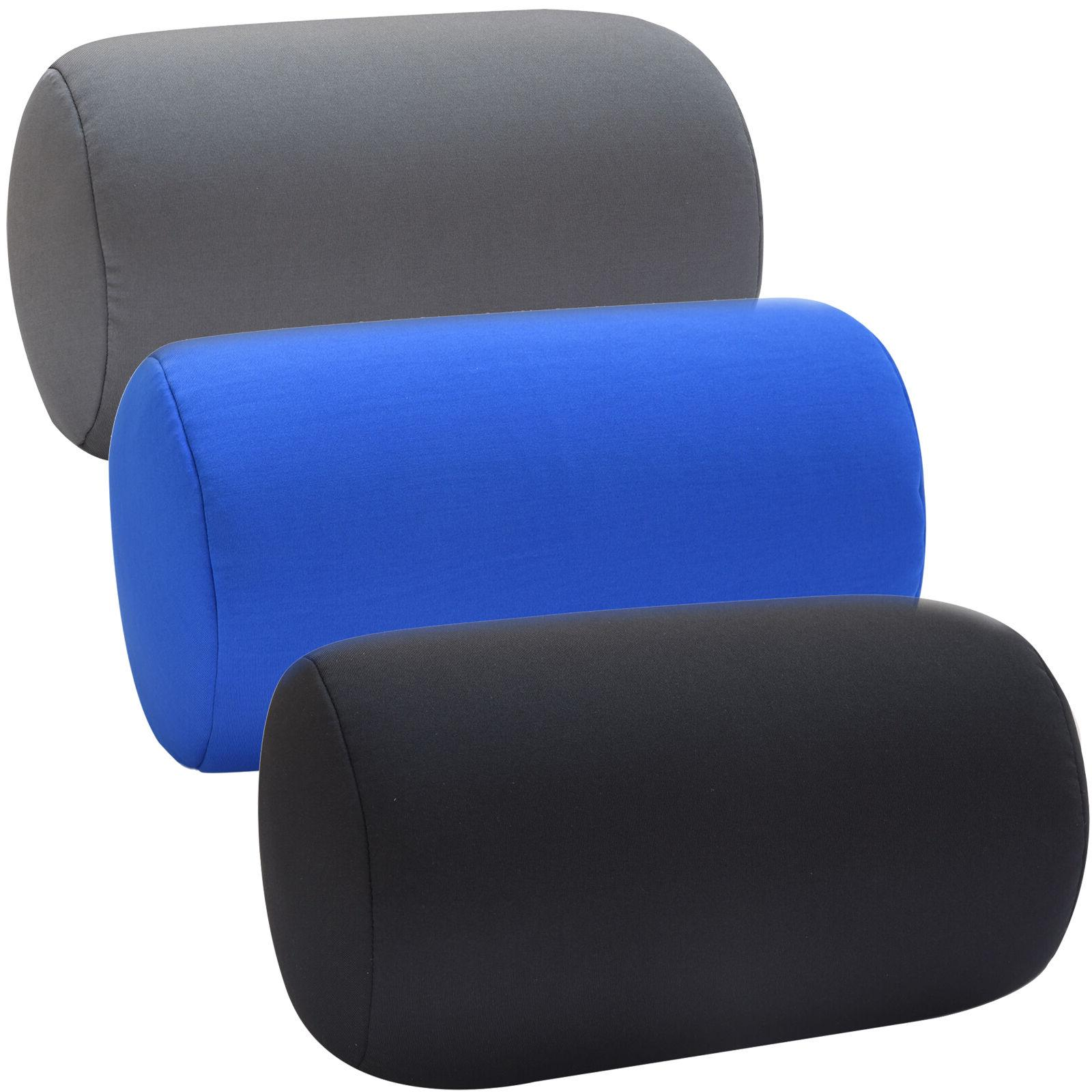 Soft Micro Beads Bed Roll Cushion Neck Head Leg Back Support