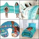 SUMMER SET Moana Flower Disney for Kids Travel Pillow Beach
