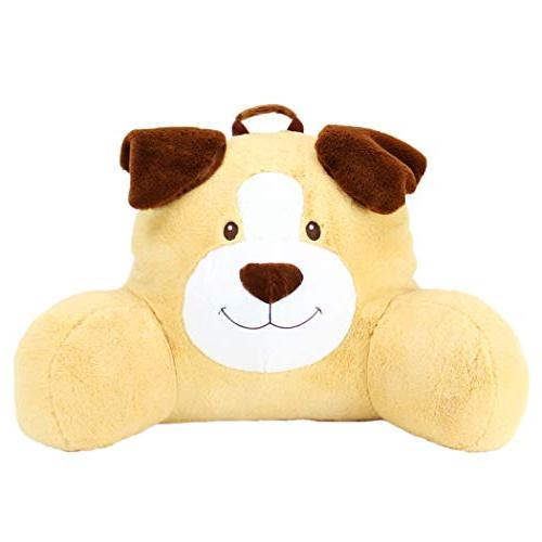 sweet seats face cushion dog plush character pillow buttercu