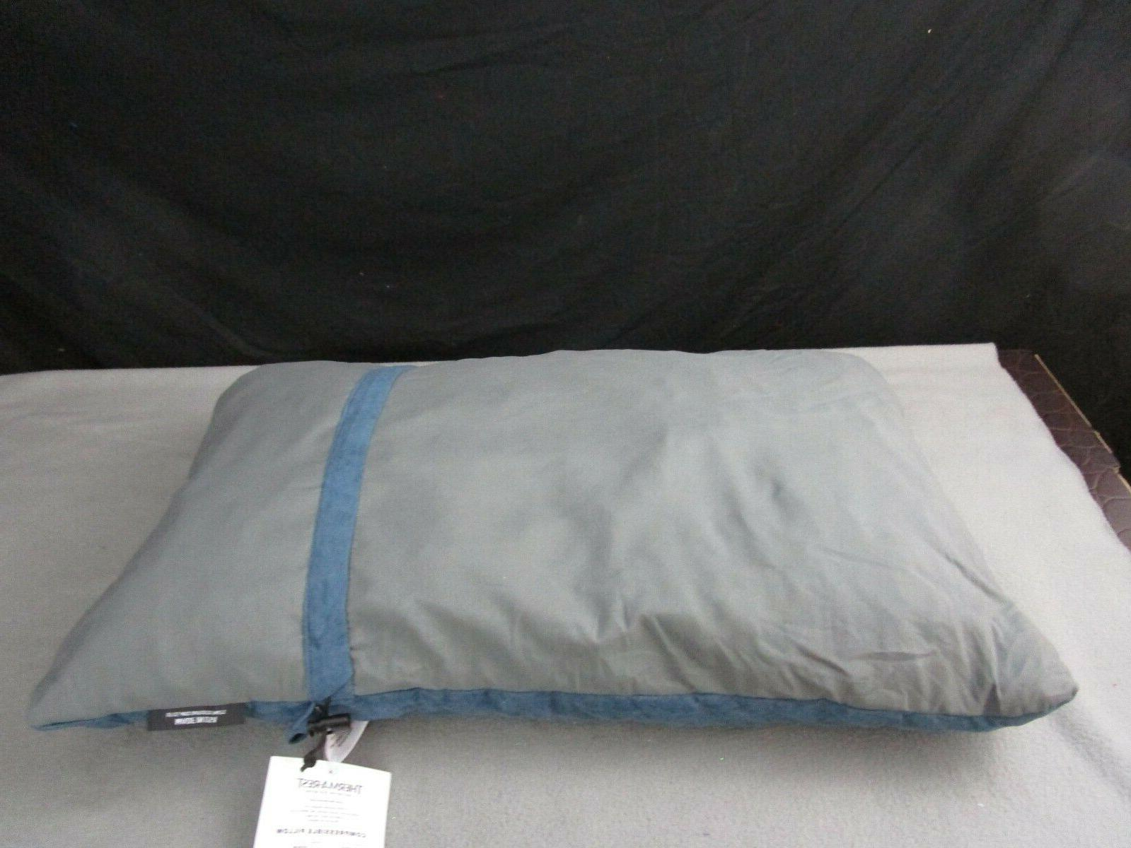Therm-a-Rest Compressible for Camping, and Road Medium: