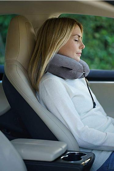 Travel Office Therapeutic Memory Neck Pillow -