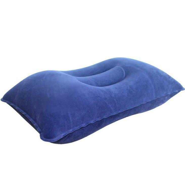 Travel Outdoor Air Pillow Beach Inflatable Cushion Camping C