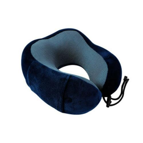 Travel Pillow Memory Foam Pillow Neck Support