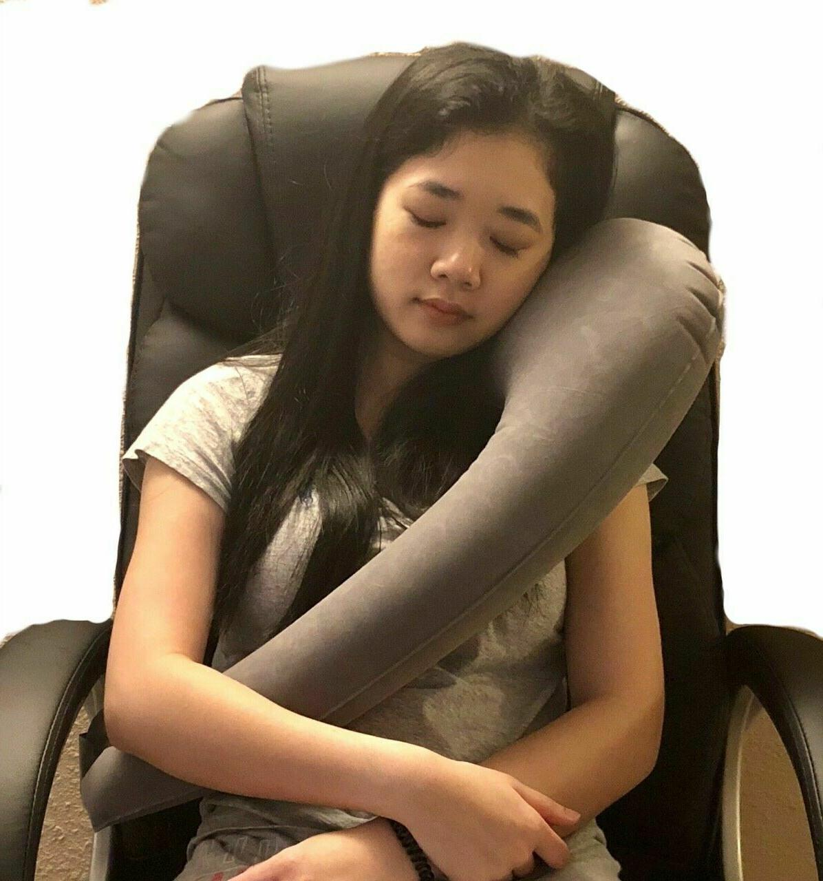 travel pillows for airplanes ultimate inflatable travel