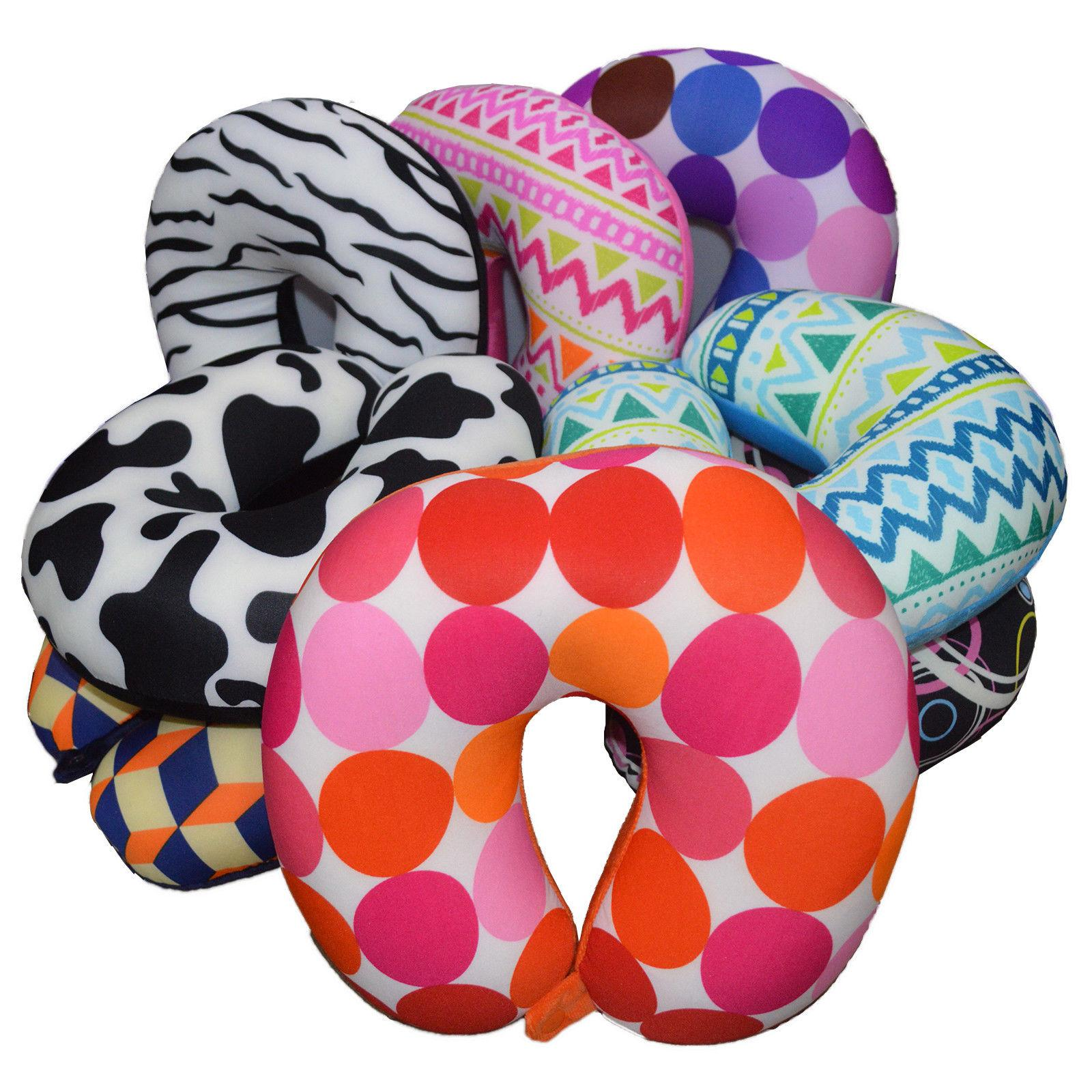 ultralight micro beads u shaped neck pillow