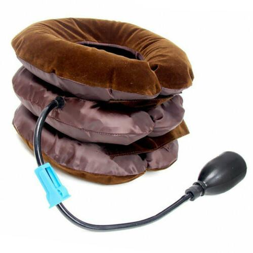 US Inflatable Neck pain Therapy