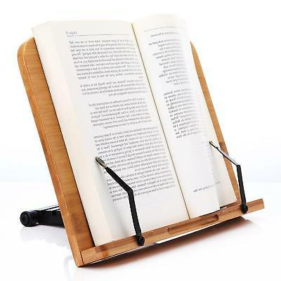 Wooden Reading Stand Rest Pillow Newf