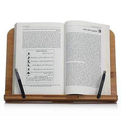 Wooden Reading Stand Rest Newf