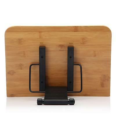 Wooden Book Reading Rest Bed Travel Newf