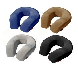 BookishBunny Memory Foam Larger U Shape Travel Neck Pillow A