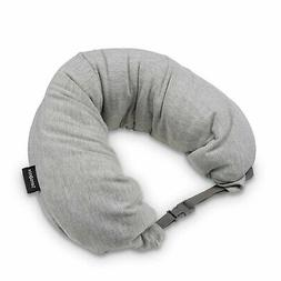 Samsonite Microbead 3-in-1 Neck Pillow, Frost Grey