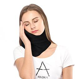 Paraponera Neck Pillow with Eye Mask and Storage Bag for Air