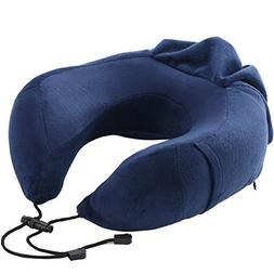 cenry Neck pillow-Memory foam travel pillows for airplanes-B