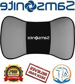 Samsonite Neck Support Cushion Pillow | High-Grade Memory Fo