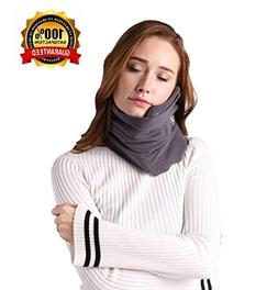 MISSONE Neck Support Travel Pillow, Travel Pillow for Airpla