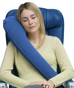 New, Repackaged - Travelrest® Ultimate Inflatable Pillow Bl