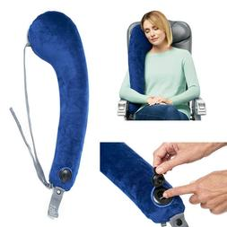 NEW Travelrest All-In-One Premium Travel Pillow - Includes P