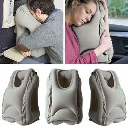 Ostrich Inflatable Travel Pillow Airplane Head Rest Sleeping