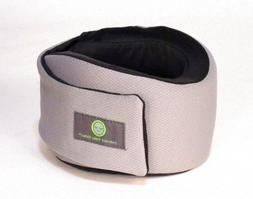 Embrace Sleep Collar Travel Pillow Gray with Full Support