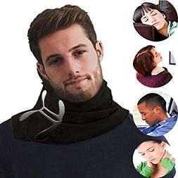 Travel Pillow Scientifically Proven Soft Neck Support Wrap a