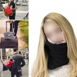 Pillow SUPER Soft Neck Support for Flight and Travel Soft Na