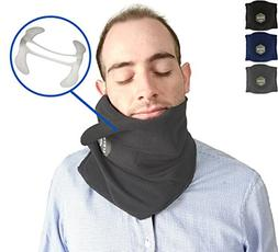 BLOME DESIGN Portable Travel Pillow Scarf - Soft & Lightweig