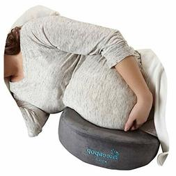 Pregnancy Pillow Wedge for Maternity | Memory Foam Maternity