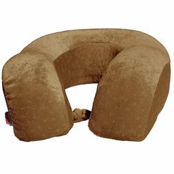 Premium Memory Foam Large U Shaped Travel Pillow Air Car Sea