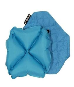 Klymit LARGE QUILTED PILLOW Travel/Camping GREY Special Edit