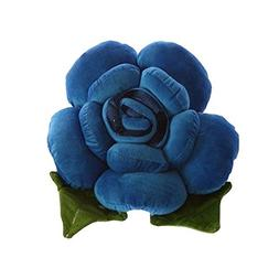 Romantic Rose Indoor Holding Pillow Multifuctional Sofa Pill